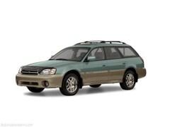 2002 Subaru Outback 2.5 Base Wagon