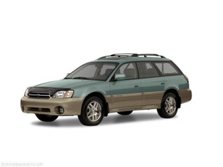 2002 Subaru Outback Base w/All Weather Pkg. Wagon