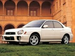 Bargain  2002 Subaru Impreza 2.5RS Sedan 2G523733 CIncinnati, OH