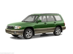 Used 2002 Subaru Forester S SUV JF1SF65632H758836 for Sale in Grand Blanc, MI