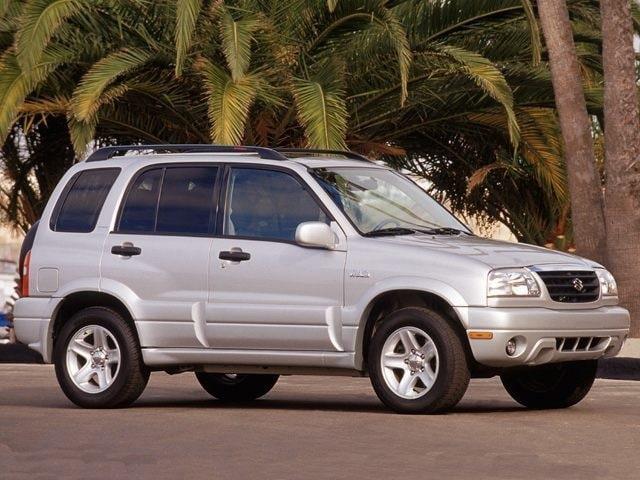 2002 Suzuki Grand Vitara SUV