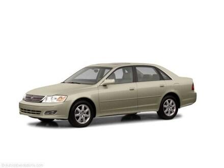 2002 Toyota Avalon XL Car