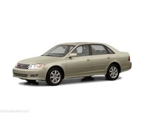 2002 Toyota Avalon XLS Sedan