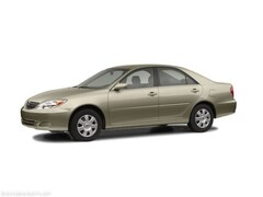 All new and used cars, trucks, and SUVs 2002 Toyota Camry XLE Sedan for sale near you in Burlington, NJ