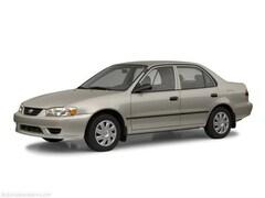 2002 Toyota Corolla LE Sedan