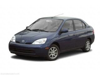 2002 Toyota Prius Base Sedan