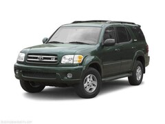 used cars 2002 Toyota Sequoia Limited V8 SUV for sale in new philadelphia
