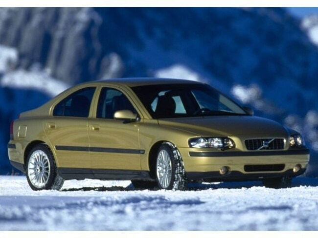 2002 Volvo S60 2.4 Sedan