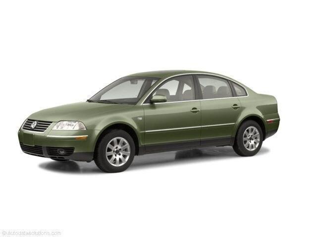 2002 Volkswagen Passat Sedan
