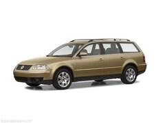 2002 Volkswagen Passat GLS Wagon
