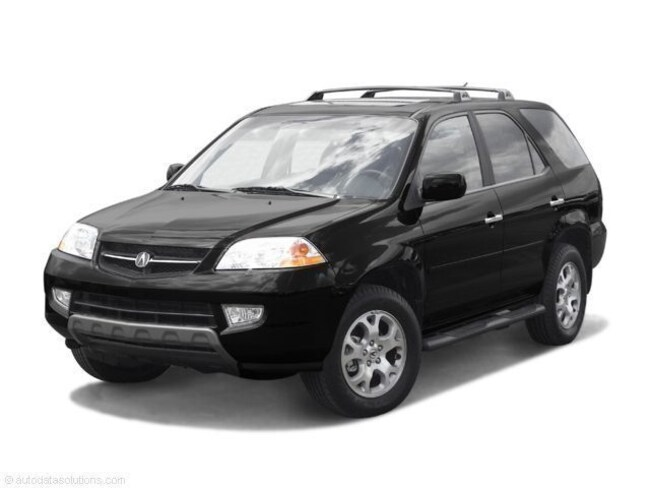 2003 Acura MDX 3.5L w/Touring/RES/Navigation SUV