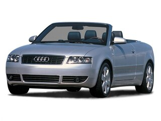 2003 Audi A4 3.0 Convertible