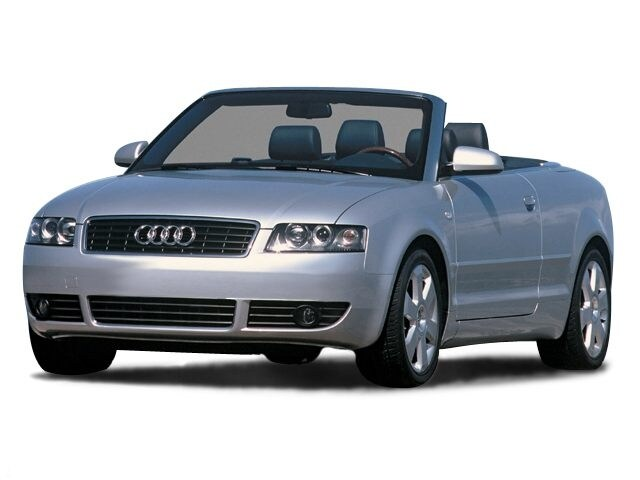 Used 2003 Audi A4 3.0L Convertible for sale in Sanford, FL