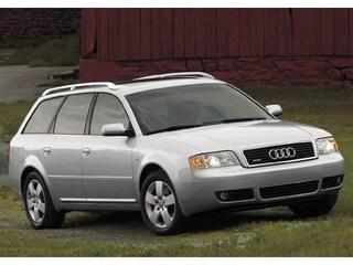 2003 Audi A6 3.0 Avant Wagon