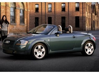 Used 2003 Audi TT 1.8L Convertible Redding, CA