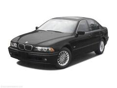 2003 BMW 530iA 530iA   5-Spd Auto