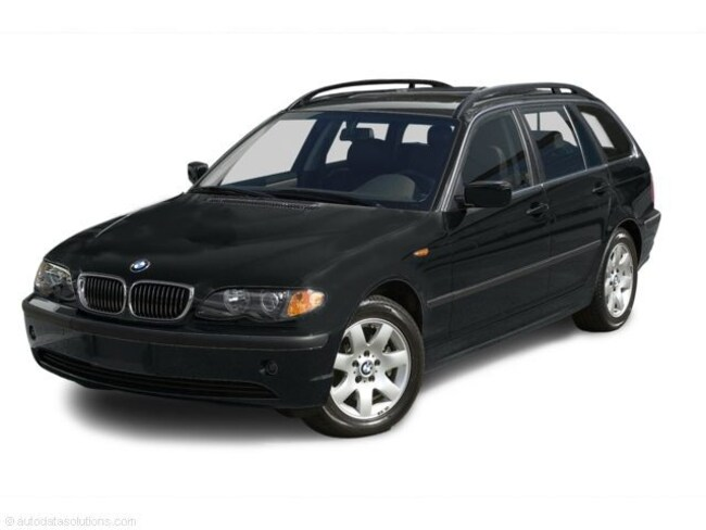 Used 2003 BMW 325xiT Wagon in Johnstown, PA