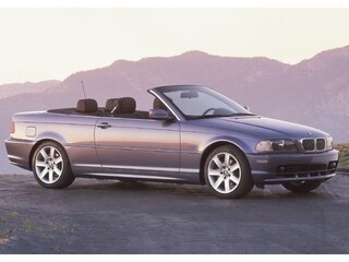 Used 2003 BMW 325Ci - Leather - Convertible - Prem Wheels Convertible for Sale near Levittown, PA, at Burns Auto Group