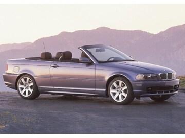 2003 BMW 330Ci Convertible