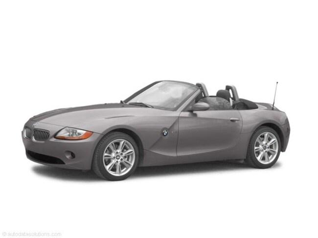 Used 2003 BMW Z4 25i 25l i-6 cyl 68367 miles Stock T3LS46331 VIN 4USBT33453LS46331