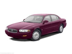 Used 2003 Buick LeSabre Limited Sedan For Sale In Fort Wayne, IN