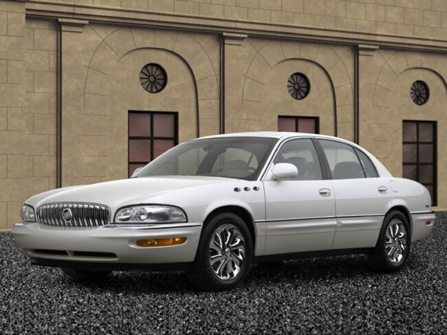 2003 Buick Park Avenue Base Sedan