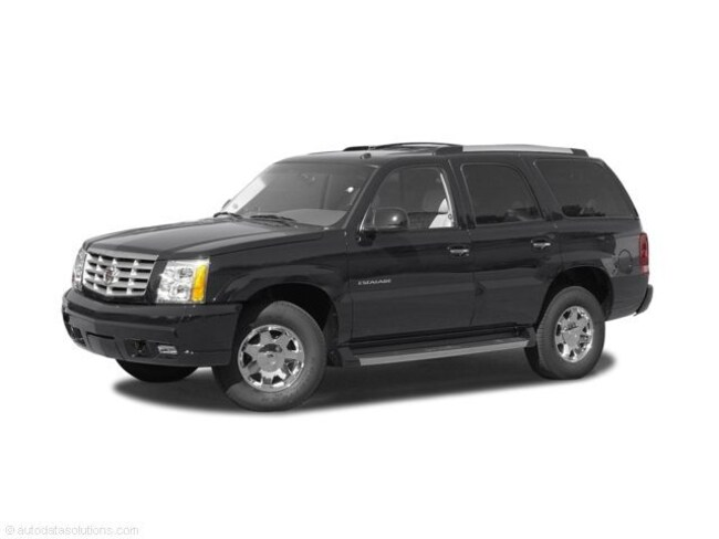 2003 CADILLAC ESCALADE Base SUV