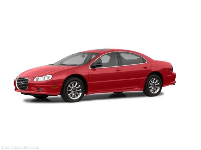 Used 2003 Chrysler Concorde LX Sedan For Sale Hudson, MI