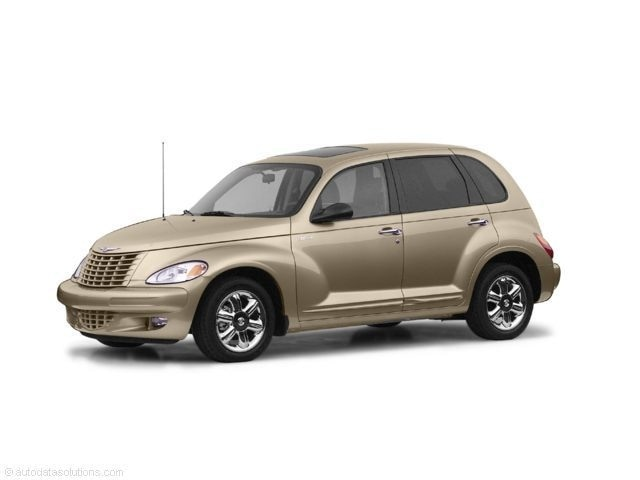 2003 Chrysler PT Cruiser Limited SUV