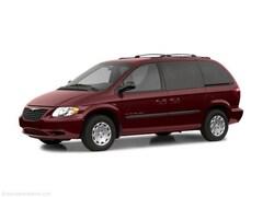 2003 Chrysler Voyager LX Van Passenger Van