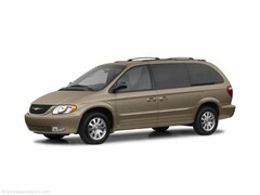 Bargain Used 2003 Chrysler Town & Country LX Van in Archbold, OH