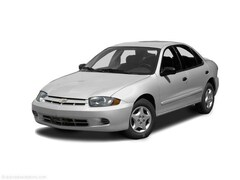 2003 Chevrolet Cavalier LS Sedan