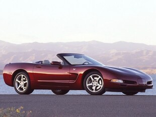 2003 Chevrolet Corvette Base Convertible