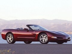 Used 2003 Chevrolet Corvette Base Convertible 11075C in Durango, CO