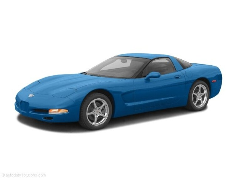 2003 Chevrolet Corvette Base Coupe