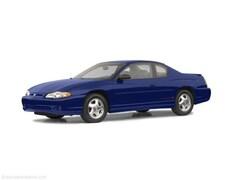 2003 Chevrolet Monte Carlo SS Coupe