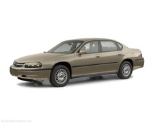 Used 2003 Chevrolet Impala Base Sedan S8301A For Sale in Cumming