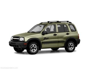 2003 Chevrolet Tracker SUV