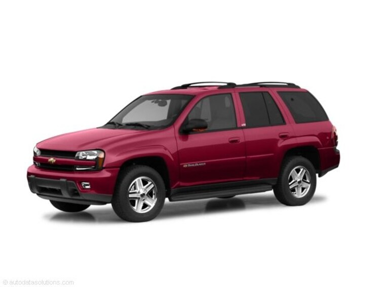 Used 2003 Chevrolet Trailblazer For Sale In Newport News And Norfolk
