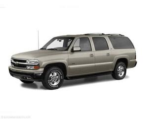 2003 Chevrolet Suburban 1500 LS 4dr 1500 SUV