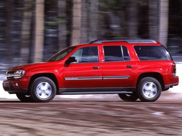 Used 2003 Chevrolet Trailblazer Ext Lt For Sale Lafayette In