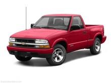 2003 Chevrolet S-10 Truck