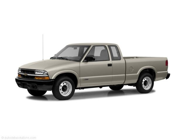 Pre-Owned Vehicles For Sale  2003 Chevrolet S-10 Truck in Murray, UT