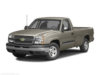 Used 2003 Chevrolet Silverado 1500 Truck Regular Cab for sale in London, KY at Tim Short Auto Mall