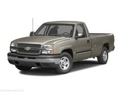 2003 Chevrolet Silverado 1500 Truck Regular Cab