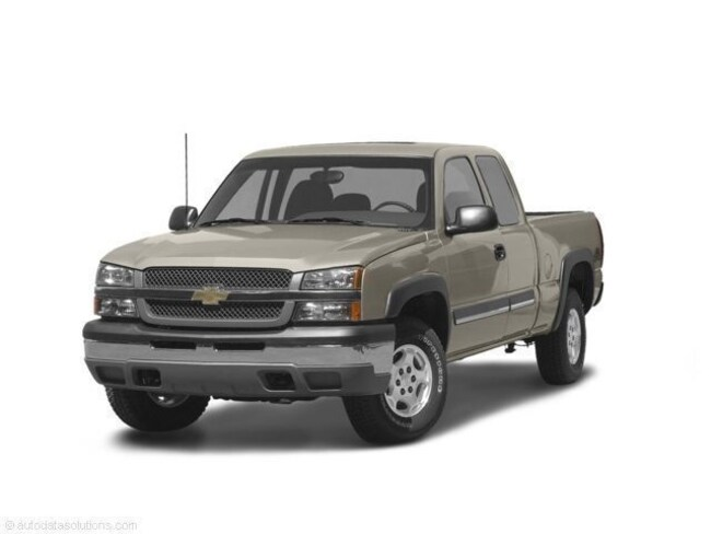 Used 2003 Chevrolet Silverado 1500 For Sale At Ourisman