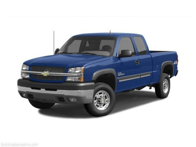 2003 Chevrolet Silverado 2500HD Truck Extended Cab DYNAMIC_PREF_LABEL_AUTO_USED_DETAILS_INVENTORY_DETAIL1_ALTATTRIBUTEAFTER
