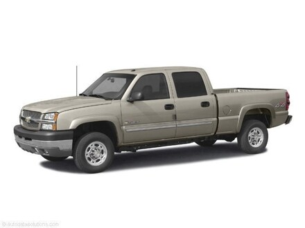 2003 Chevrolet Silverado 2500HD LT Crew Cab Long Bed Truck