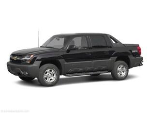 2003 Chevrolet Avalanche 1500 Base Truck