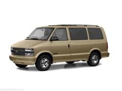 Used Vehicles for sale 2003 Chevrolet Astro Van Passenger Van in Barron, WI